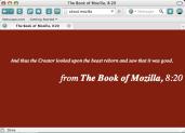 Book of Mozilla @ NN9